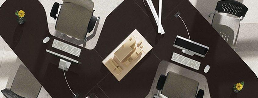 desk shapes