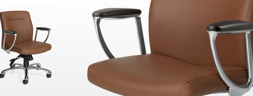 leather office furniture