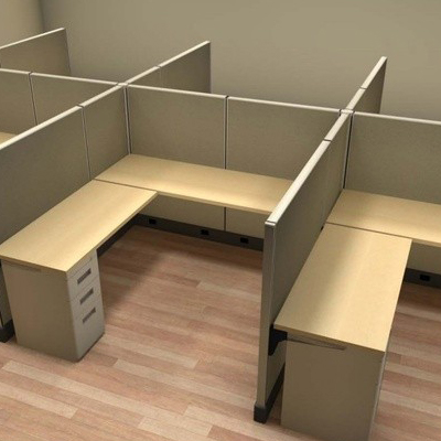 Cubicles 6 ft x 6 ft office furniture now for Furniture now