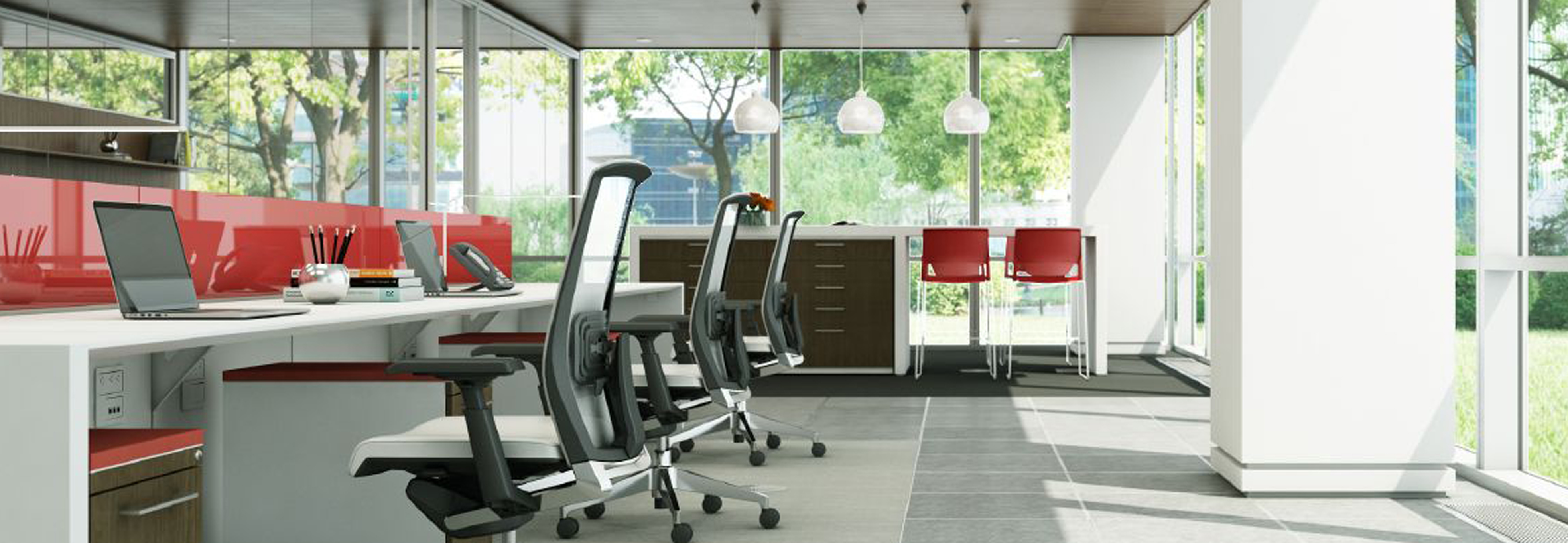 collaborative office furniture austin