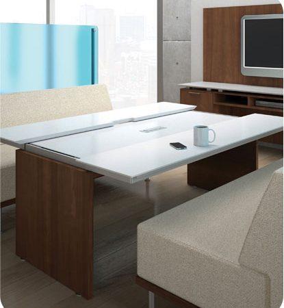 Darran central park executive desk conference reception for Furniture now