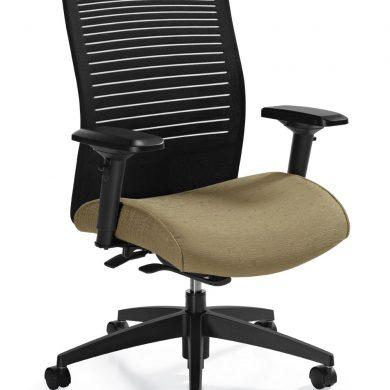 Global High-back Mesh Task Chair