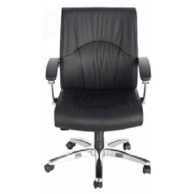 Mid-Back Leather Executive Chairs