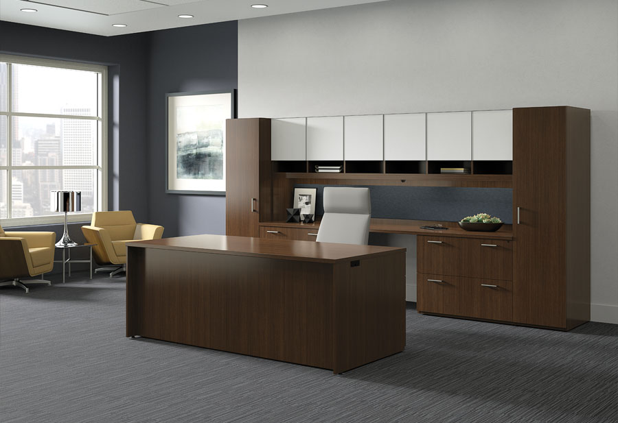 Vision laminate office furniture now for Furniture now