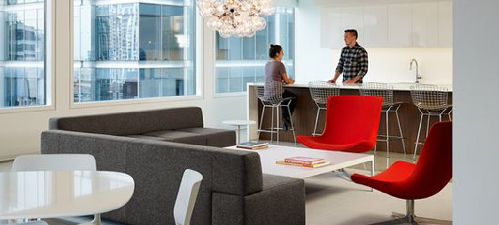 Break Some Rules: With A Breakroom Designed For Productivity