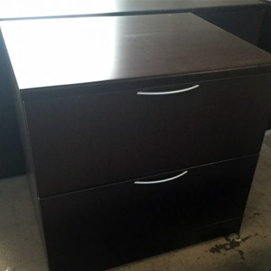 Knoll Reff 2 Drawer Lateral Files