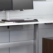 sit-stand desk