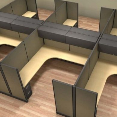 Cubicles With Storage Options