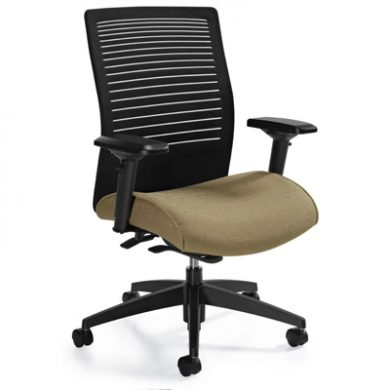 High Back Weight Sensing Task Chair