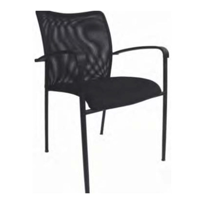 Black Mesh Side Chairs New Office Furniture Now