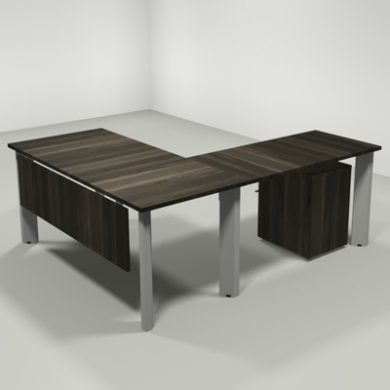 Friant L-Shaped Desk