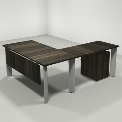 Friant L-Shaped Desk