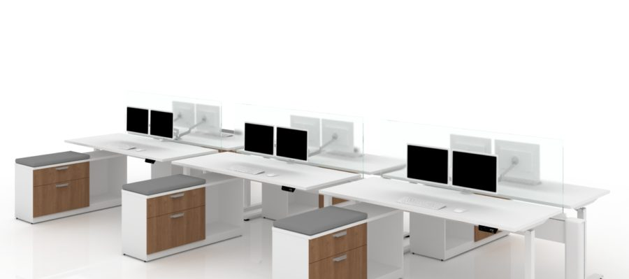 Office Furniture Now Desking Products My Hite Sit Stand