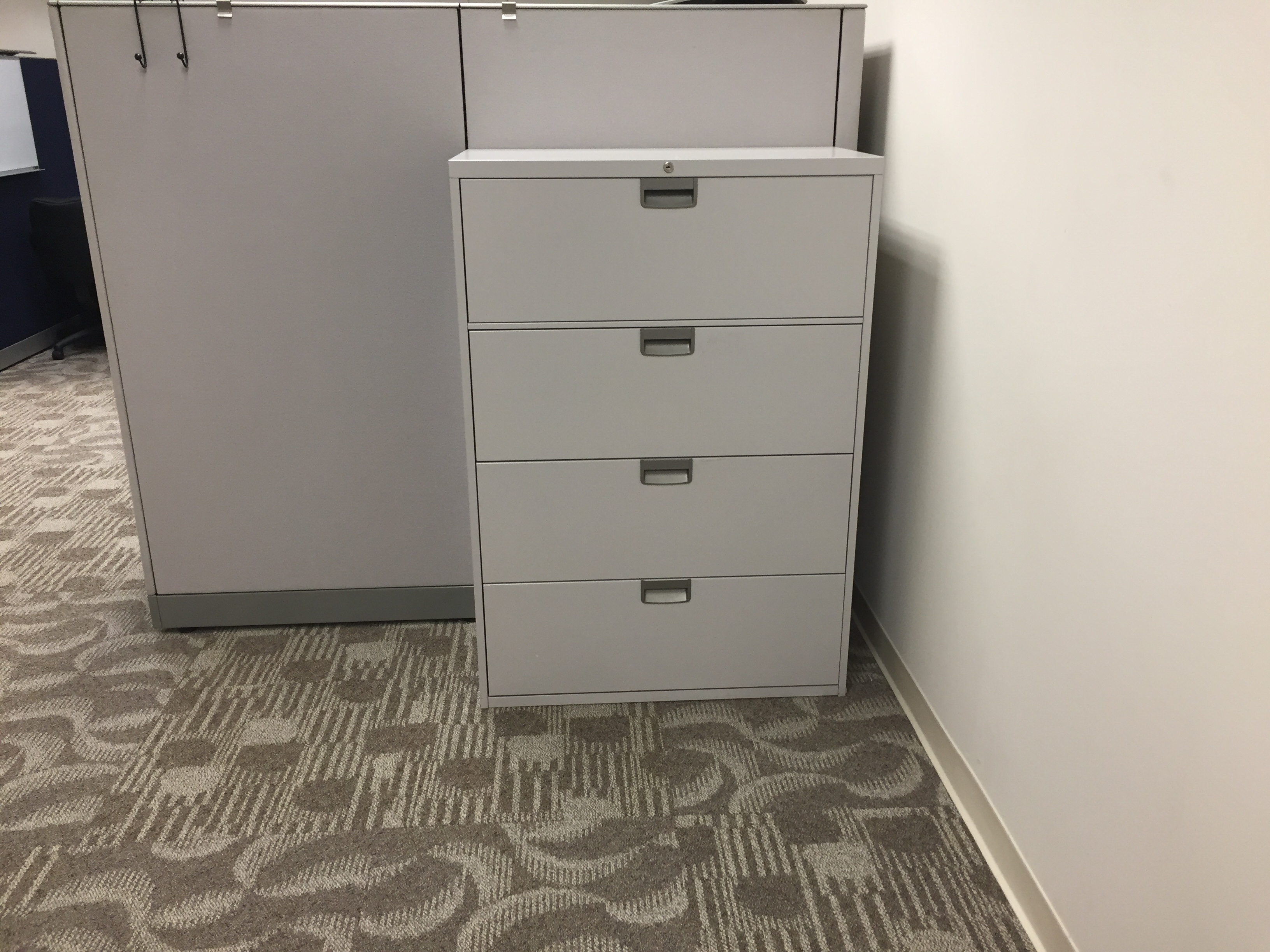 Steelcase 800 series lateral file used 195 each for Furniture now