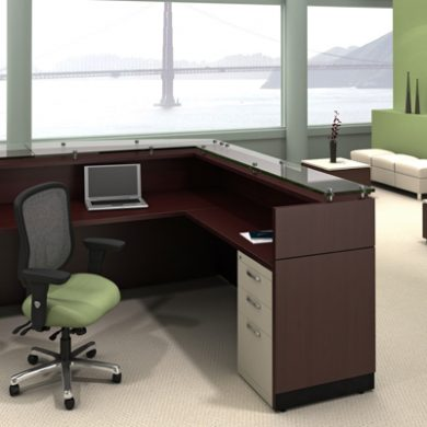 Willow-reception-desk