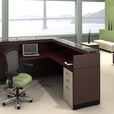 Willow-reception-desk