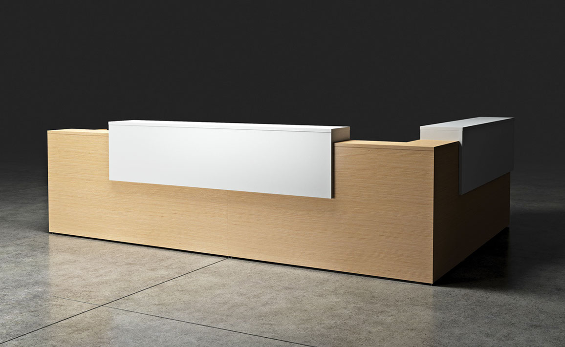 office furniture now reception area products three h. Black Bedroom Furniture Sets. Home Design Ideas