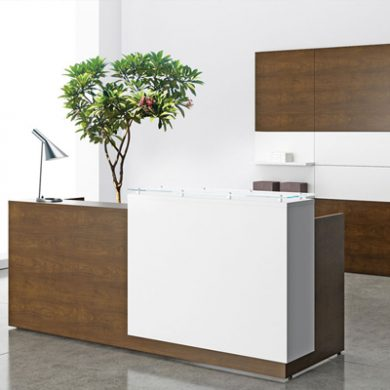 three H Reception Desk