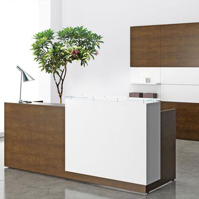 three H Reception Desk