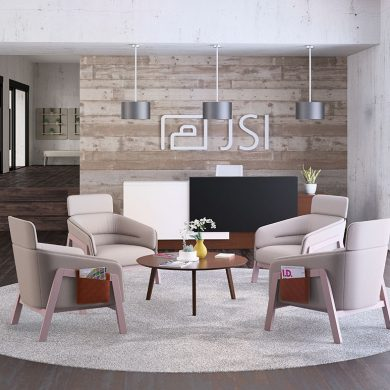 JSI Indie Lounge Chairs