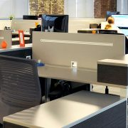 well-designed office