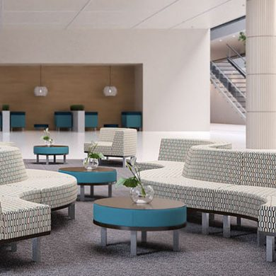 Corporate Lounge Spaces