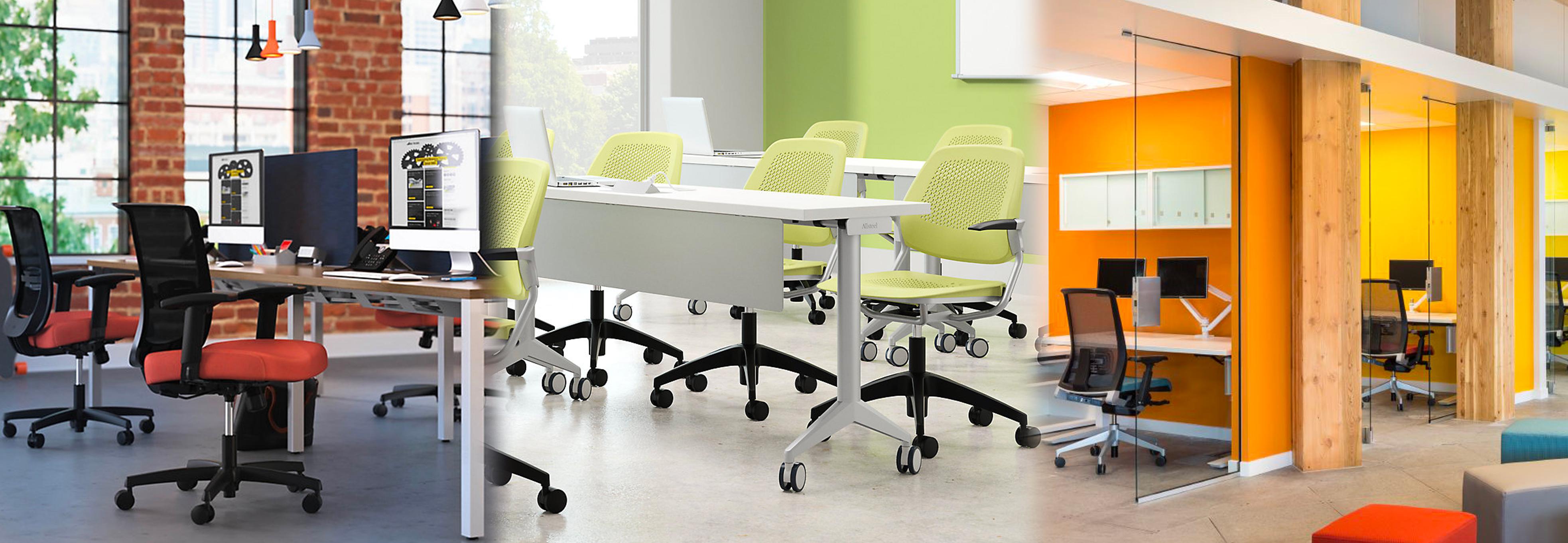 training workspace design austin