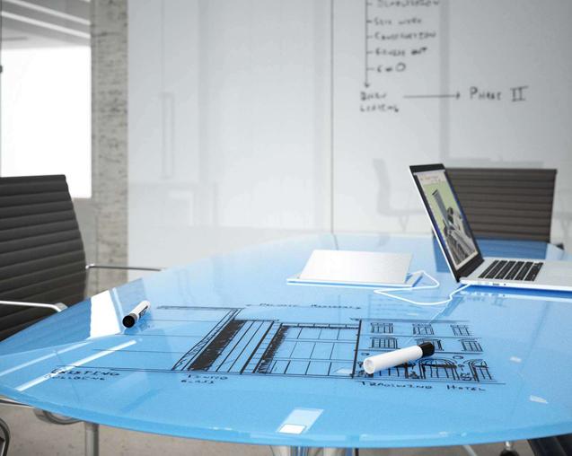 tech planning workspaces