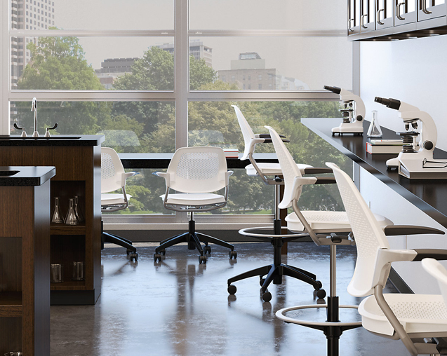 healthcare clinical workspaces