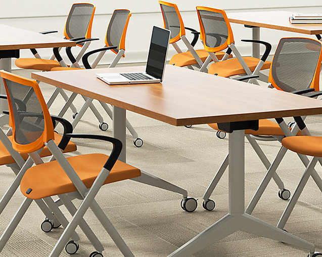 group training workspaces