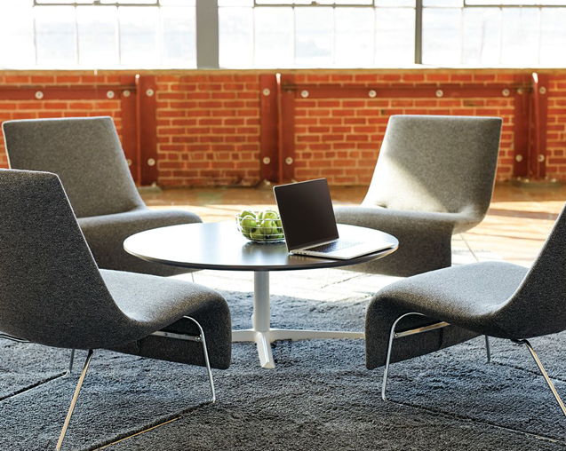 Hospitality Conversational Spaces