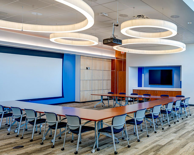 healthcare meeting spaces