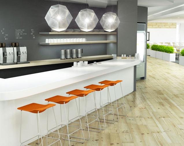 Hospitality Lounge Areas