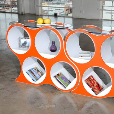 Bolla Pop Shelving