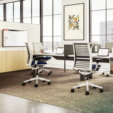 Resimercial Open Plan Workspaces