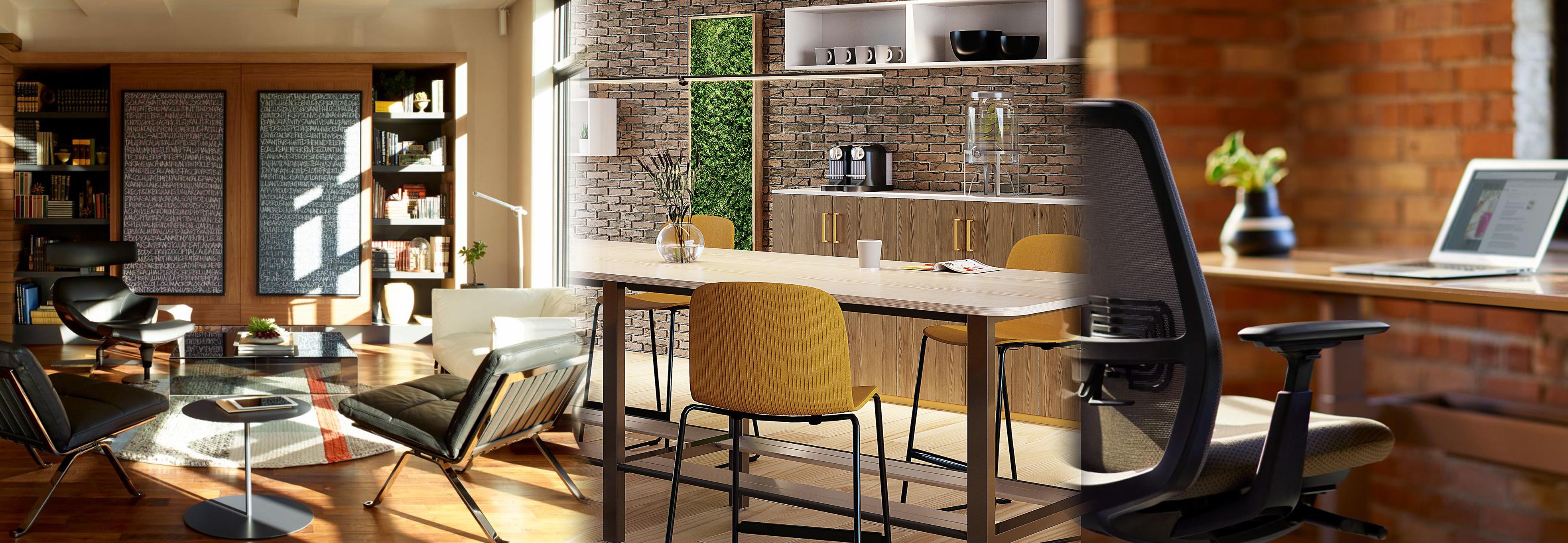 resimercial workspace design