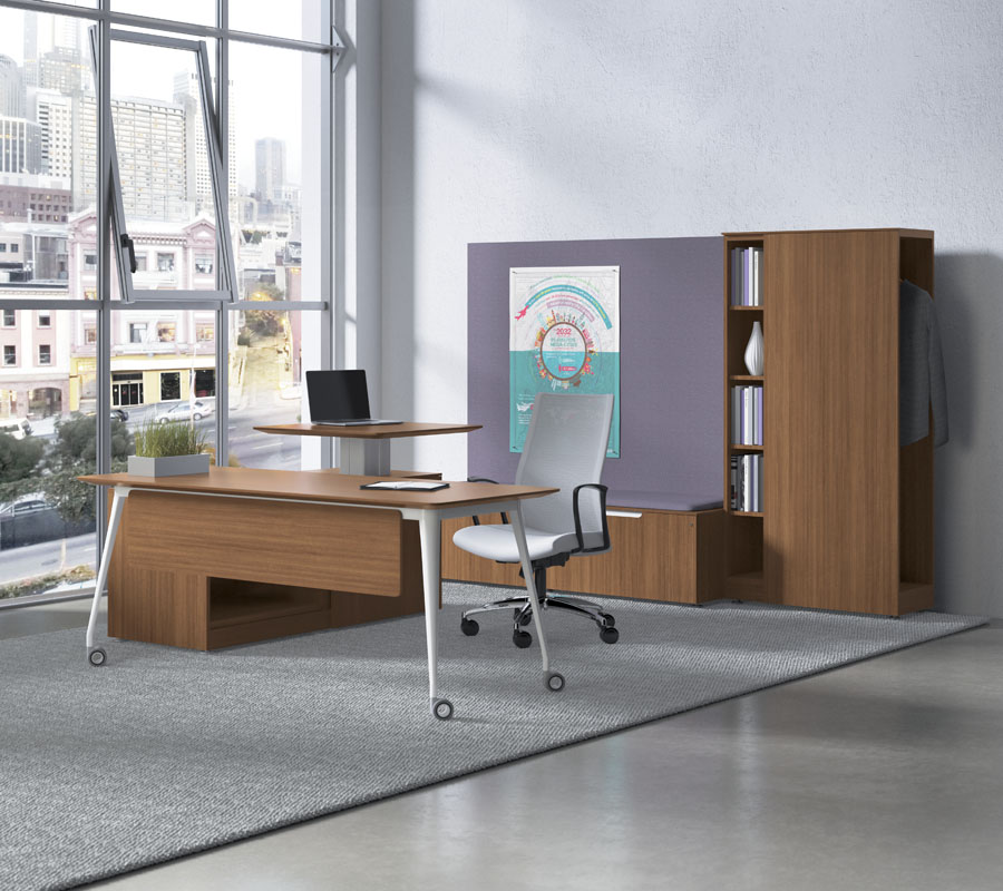 Office Furniture NOW! Private Office Products